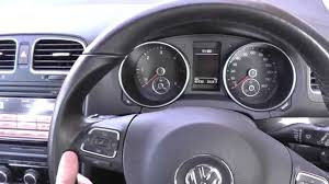 VW Golf Mk6 Interior Review - YouTube