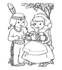 Small Picture thanksgiving coloring pages pilgrims printable thanksgiving