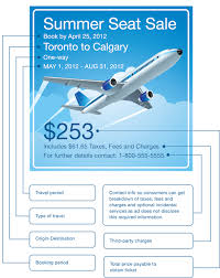 Air Transportation Regulations Air Services Price Advertising