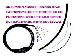 klipsch promedia 2 1 control pod module do it yourself repair image is loading klipsch promedia 2 1 control pod module do