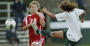 HS Girls Soccer: Sarah Johnson finds Hilary Andrews for game-winning goal  as undefeated Dartmouth beats New Bedford - High School Sports -  southcoasttoday.com - New Bedford, MA