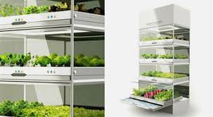 Led Kitchen Garden A Look At A Hydroponic Nano Garden Project