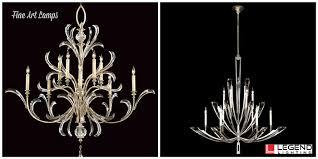 fine art lamps crystal