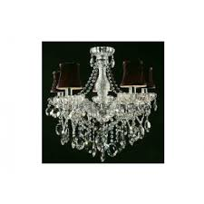 crystal chandelier without shade interior lightning lighting