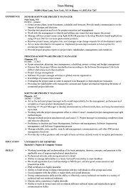 Full Guide Project Manager Resume 12 Samples Word Pdf 2019 Free