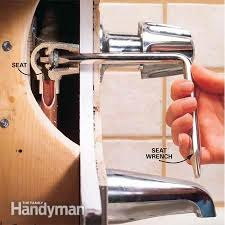 impressive how to replace a faucet seat fix leaking bathtub bathtubs and house washer valve tub