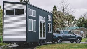 Small Picture Millennial Tiny House is packed with space saving ideas