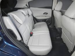 2017 honda hr v suv lx 4dr front wheel drive interior