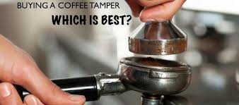 Buying A <b>Coffee Tamper</b> - Which Is Best?