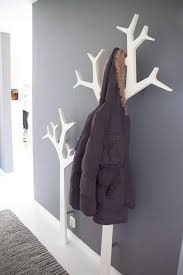 Homemade Coat Rack Tree The Modern Hall Tree Coat Rack Designer Uk Contemporary Steel Wood 68
