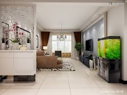Partition For Living Room Partition For Dining Room And Living Room With Aquarium With
