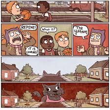 Gay furry comic fun