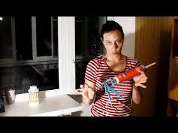 Как наклеить пластиковый уголок чтобы защитить Обои - YouTube