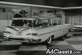 Advertisement - 1959 Chevrolet Wagon