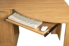 jd0203 computer corner desk with honey maple color