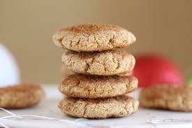 low sugar oat flour snickerdoodles