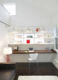 office backdrop. Lovely Modern Home Office With A White Backdrop