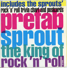 Vinyl Record Condition Chart Prefab Sprout The King Of Rock N Roll 7 Inch Vinyl Includes The Sprouts Rock N Roll Trivia And Postcards
