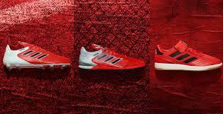 Футбол | <b>Adidas</b> выпустит легендарные <b>Copa Mundial</b> в красном ...