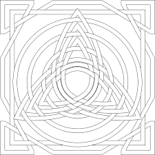 Small Picture Celtic Knot Coloring Pages GetColoringPagescom