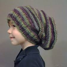 Free Slouch Hat Knitting Patterns Inspiration Ravelry Emily's Super Slouchy Knit Hat Pattern By Jessie Rayot