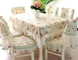 embroidered chair covers dining table chairs covers dining room various fashion embroidered rustic dining table fabric