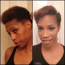 Growing Out Hair Style natural hair tutorial growing out your mohawk youtube 6084 by stevesalt.us