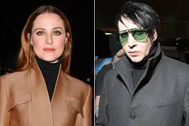 Evan Rachel Wood says ex Marilyn Manson 'horrifically' abused her for years