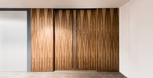 Doors totally flush with the wall - Linvisibile by Portarredo