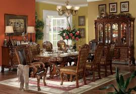 formal dining room tables  dining room acme furniture at furniture depot awesome formal dining r