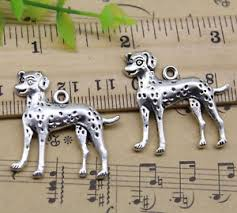 <b>Free Shipping</b> 4/10/<b>30pcs Jewelry</b> Making DIY Dog <b>Charms</b> ...
