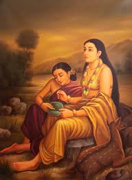 Image result for dushyant and shakuntala