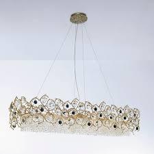 classic pendant lighting. Pendant Lamp / Classic Metal Crystal - DIAMOND : CT3251/16 Lighting