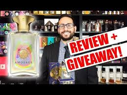 <b>Amouage Fate</b> Man Fragrance / Cologne Review + Giveaway ...