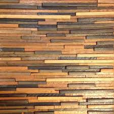 wood wall tile of the picture gallery