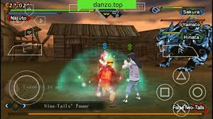 Free Game Naruto Shippuden Kizuna Drive ISO PPSSPP on Android - danzo.top