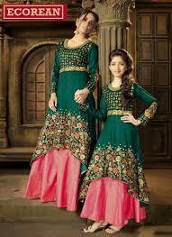 Designer Dresses For Mother And Daughter Mother Daughter Dress Same Dress Matching Dress Love Bond