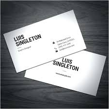 Rtical Business Cards And Card Templates Free For Spa Gift