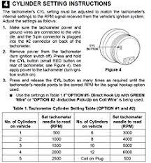 sun super tach wiring instructions images sun tachometer wiring sunpro gauges wiring diagram 640
