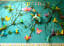 17 best ideas about bird bulletin boards owl 3d spring board kids would need lots of help to make birds