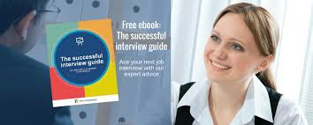 How To Be Successful In A Job Interview Successful Job Interviews Free Ebook Glide Outplacement