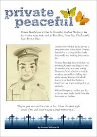 private peaceful book review by hannahloulou on  private peaceful book review by hannahloulou