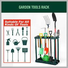 samgerrack trolley garden tools storage
