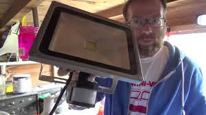 review how to install 30w led floodlight uk