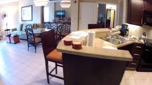 Marriott Two Bedroom Suite Marriott Ocean Club Aruba Youtube