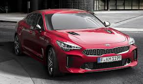 new car release phKia Stinger Gt  UK specs and prices announced ahead of its