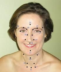Marma Points Chart Rejuvenate Your Skin Ayurvedic Facial Marma Massage Dermveda