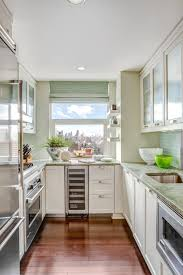 1. Downsize it. Galley Kitchen ...