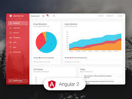 Simple Website Template Stunning 48 Free Angular Admin Templates BootstrapBay