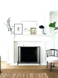 fireplce mntels diy electric fireplace mantel crete